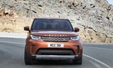 2018 Yeni Kasa Land Rover Discovery Teknik Özellikleri Açıklandı