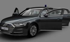 Zırhlı 2020 Yeni Audi A8 L Security Özellikleri ile Tanıtıldı