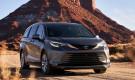 2021 Yeni Toyota Sienna (MK4) Özellikleri ile Tanıtıldı