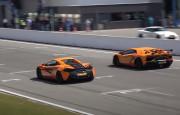 Hangisi Geçer? McLaren 570S – Lamborghini Aventador SVJ