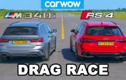 Hangisi Geçer? Audi RS4 – BMW M340i Touring