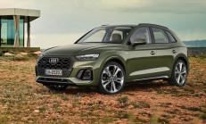2021 Yeni Audi Q5 Özellikleri ile Tanıtıldı