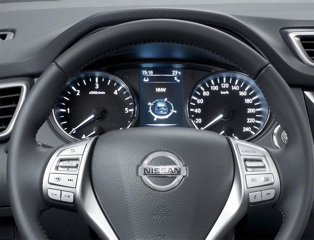 2014 Yeni Nissan Qashqai Modelini Detaylı Şekilde Tanıyalım - Oto ...