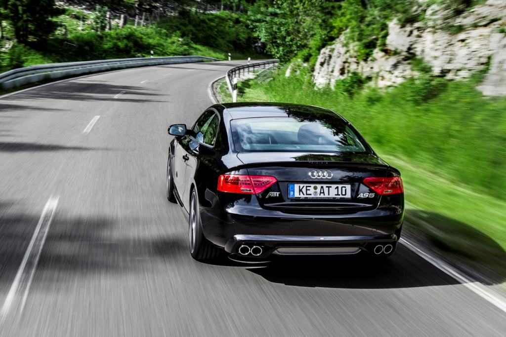 Audi A4, A5 ve Q5 2.0 TFSI Modelleri ABT Ile Artik 290 Beygir ...