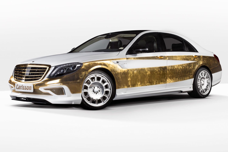 Carlsson Mercedes CS50 Versailles Edition  Oto Kokpit