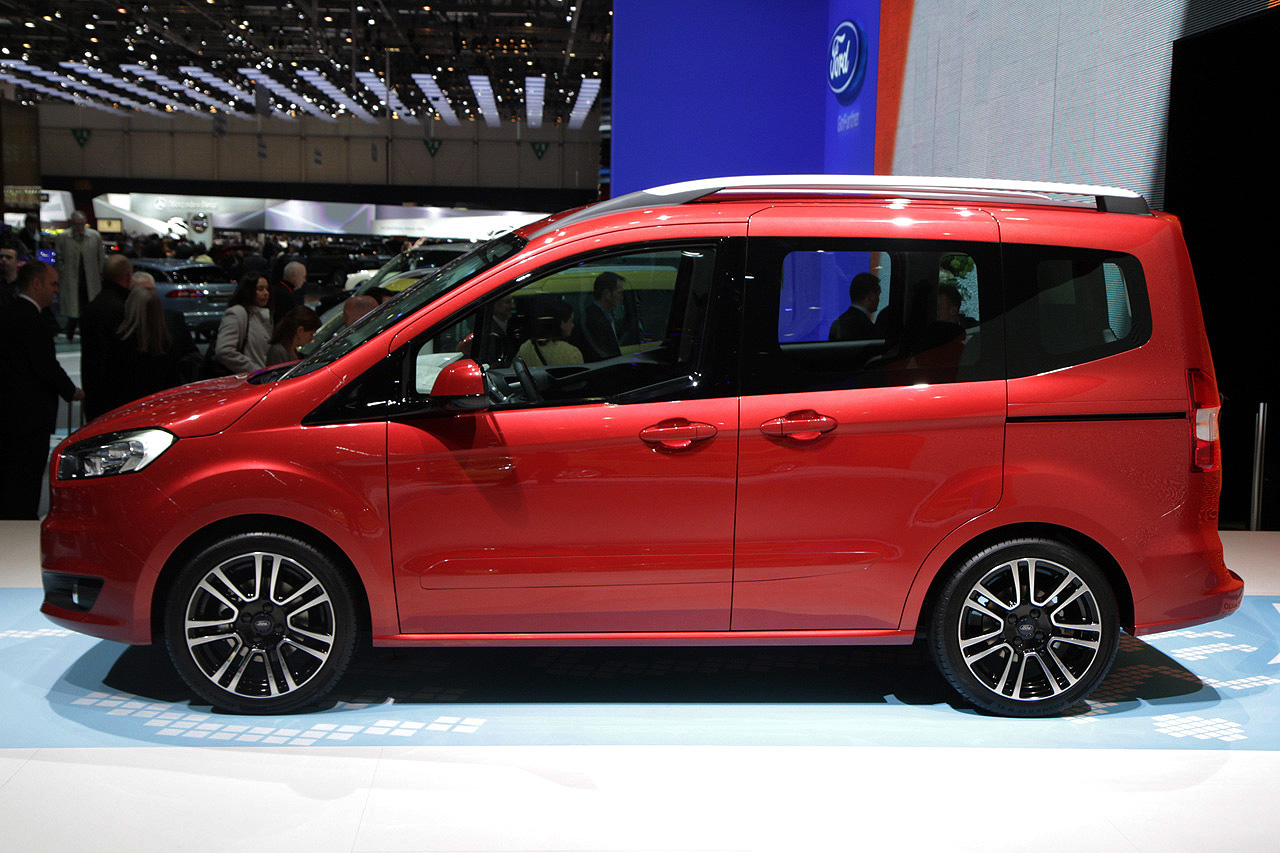 Ford Tourneo Courier 2014 Ford Tourneo Courier 2014