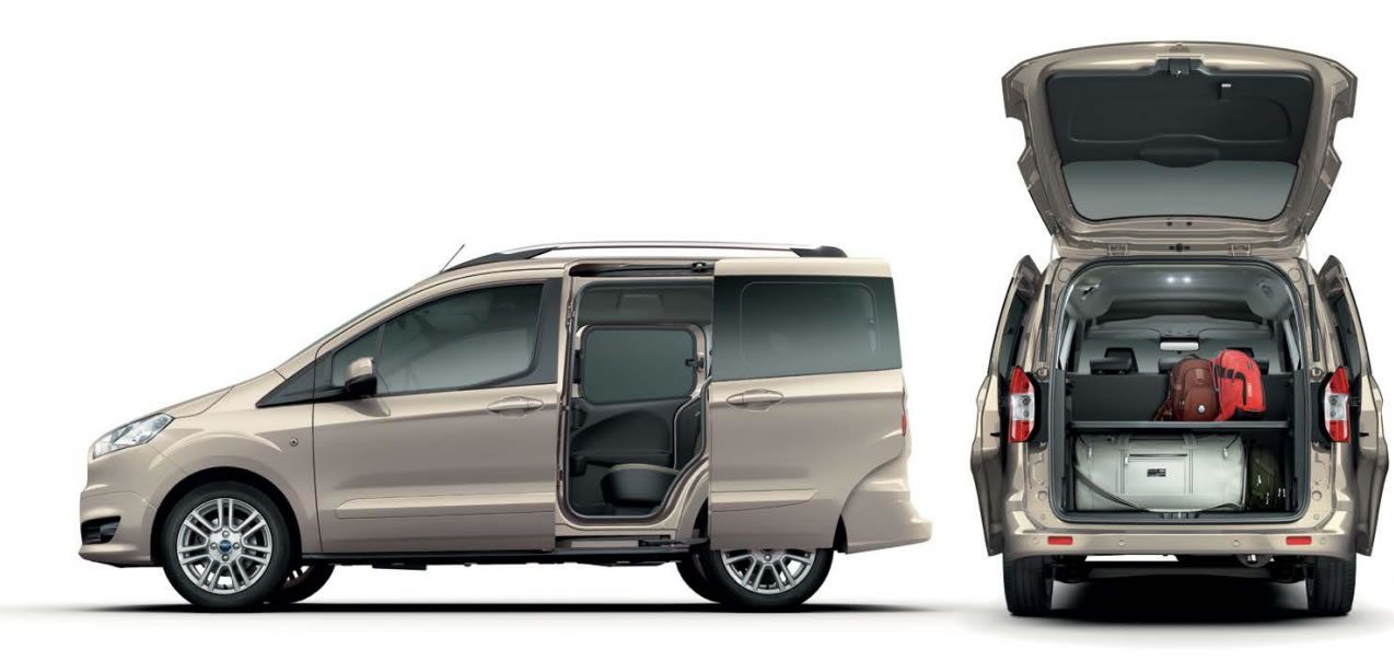 Ford Tourneo Courier Html Autos Weblog