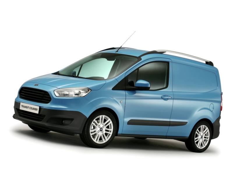 2014 yeni ford transit courier 3 150x150 2014 Yeni Ford Tourneo ve