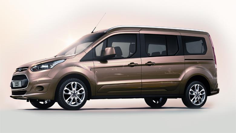 2014 Yeni Kasa Ford Tourneo Connect Teknik Özellikleri ve ...