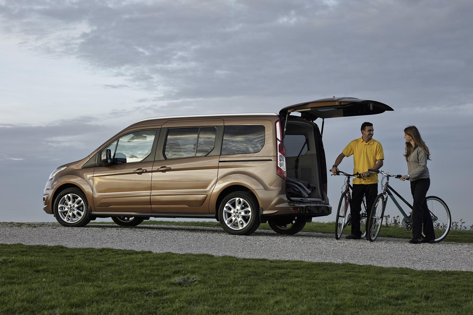Pin 2014 Yeni Ford Connect Tourneo Ve Transit Ne Zaman Satışa