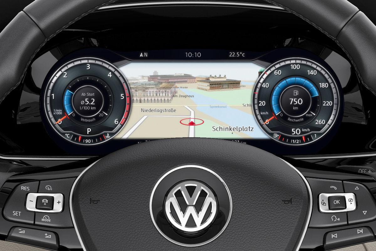 2015 Yeni Kasa Volkswagen Passat Teknik Özellikleri