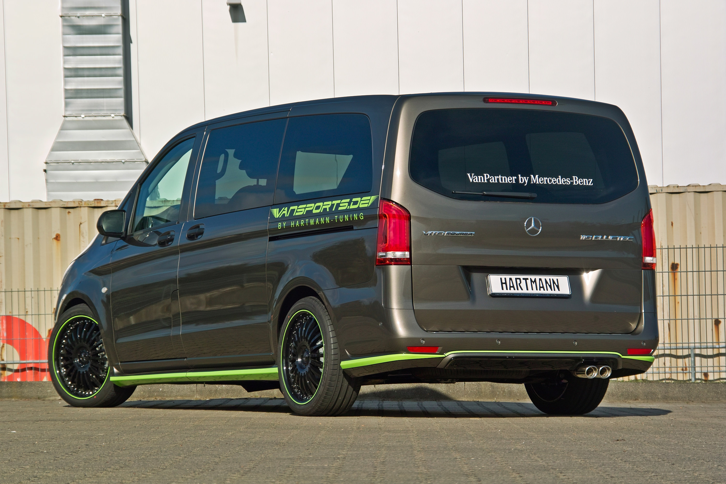 hartmann tuning 2014 yeni mercedes vito oto kokpit. Black Bedroom Furniture Sets. Home Design Ideas