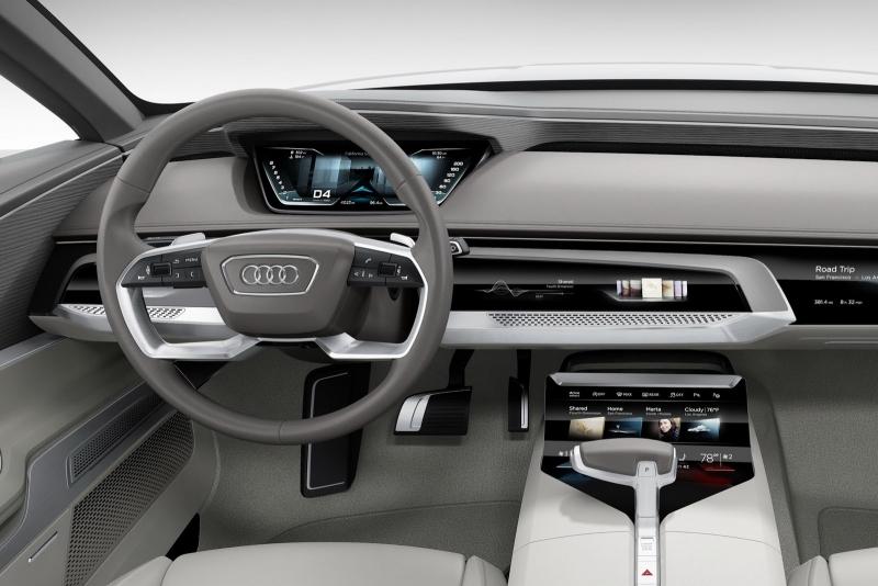 Yeni Audi A Coupe Concept