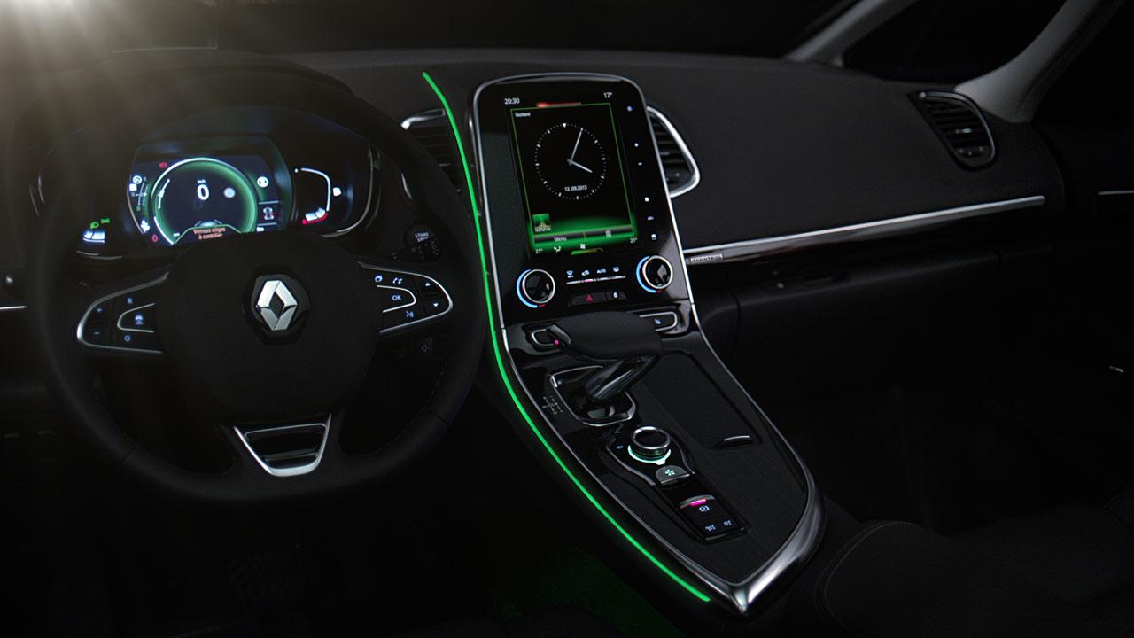 Karşınızda 2015 Yeni Kasa Renault Espace - Oto Kokpit