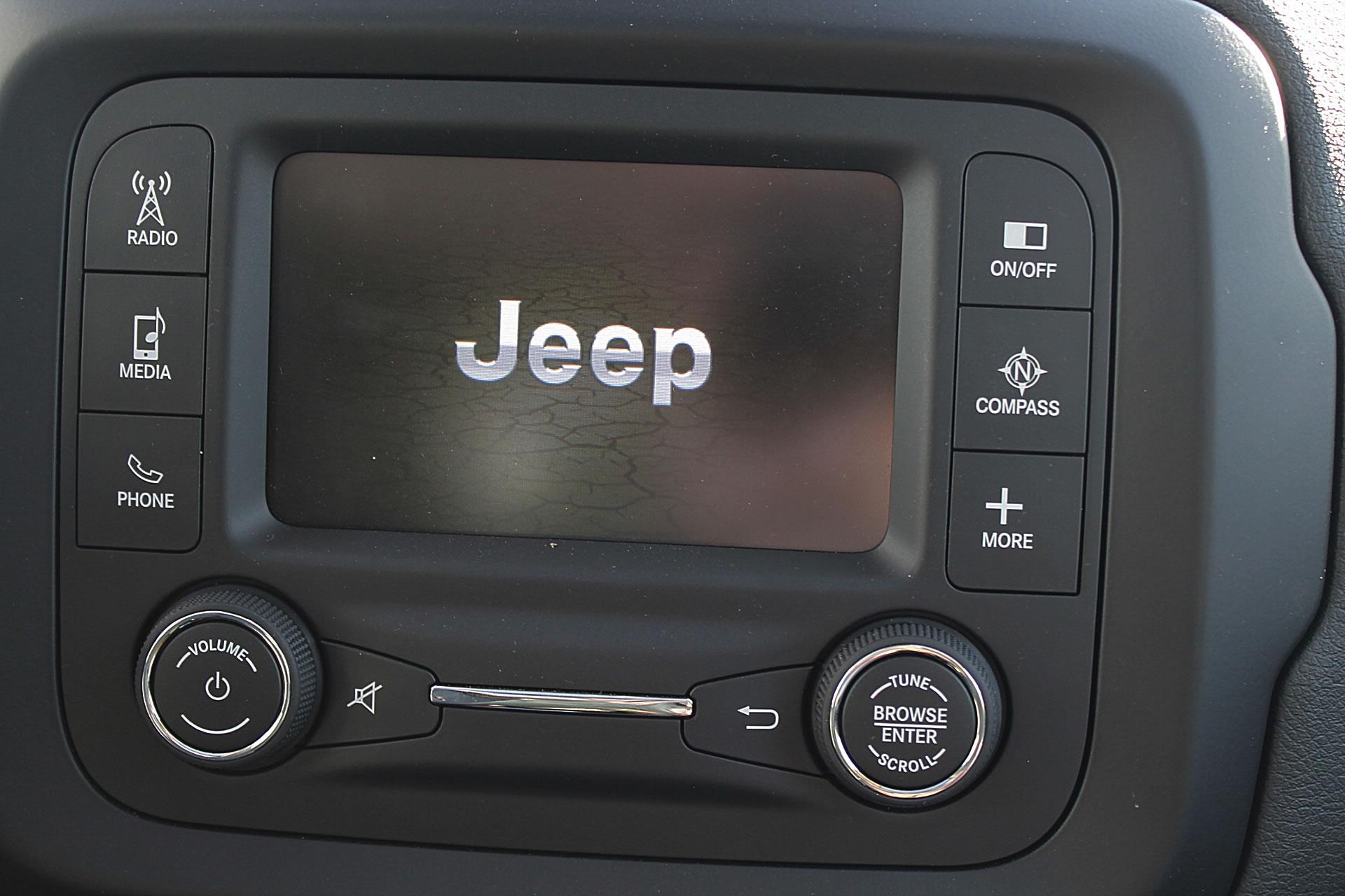 2015 Yeni Jeep Renegade 1.6 Multijet Dizel Limited - Oto ...