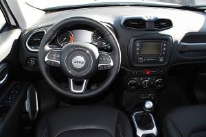 2015 Yeni Jeep Renegade İçi