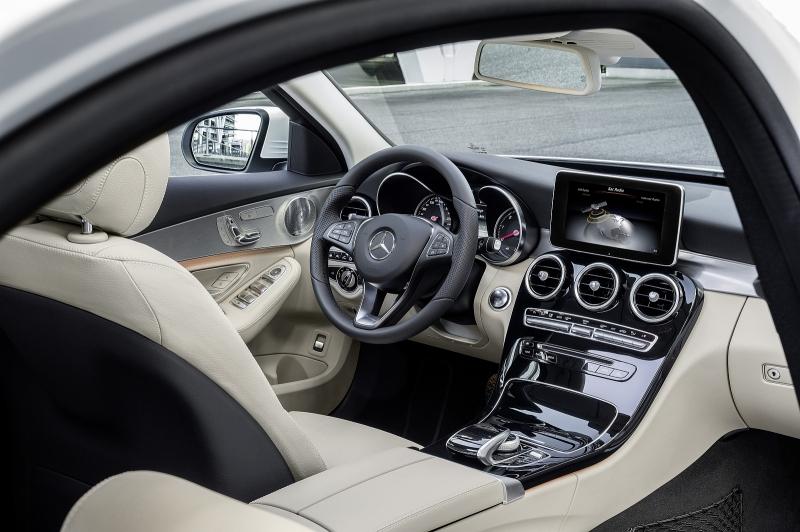 2015 Yeni Kasa Mercedes C 200 1 6 Dizel Teknik