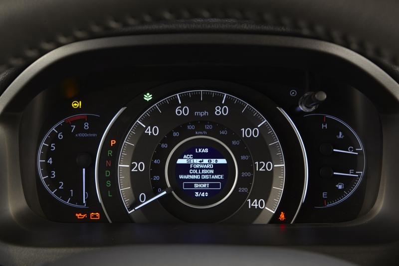 2015 Makyajlı Yeni Honda CR-V Teknik Özellikleri ve ...