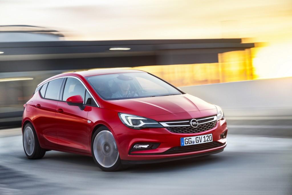 Karşınızda 2015 Yeni Kasa Opel Astra K ve Özellikleri ...