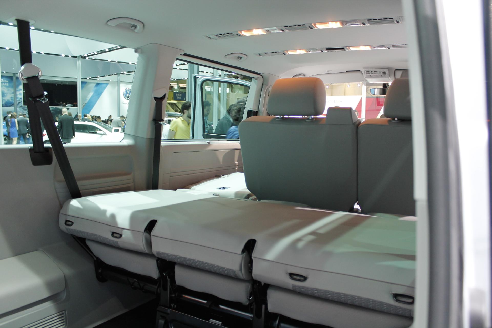 2016 Yeni Kasa Volkswagen Caravelle - Oto Kokpit