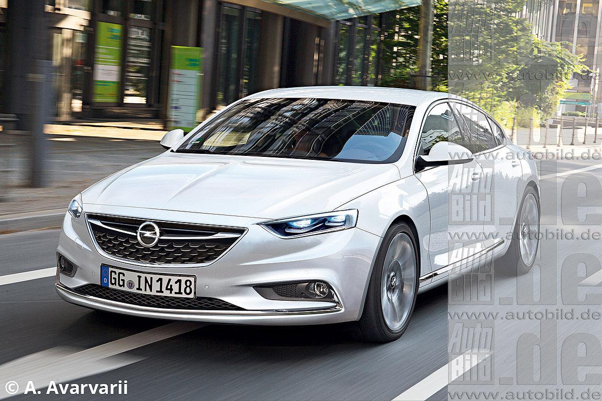 2017 Yeni Kasa Opel Insignia Teknik Özellikleri Açıklandı ...