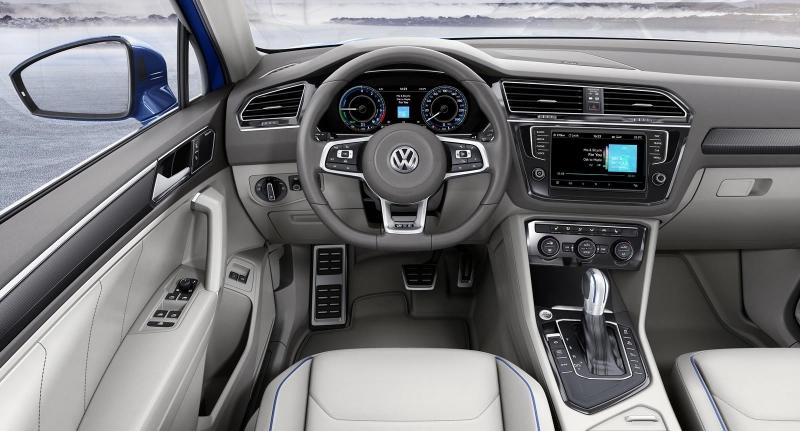 2016 Yeni Kasa Volkswagen Tiguan