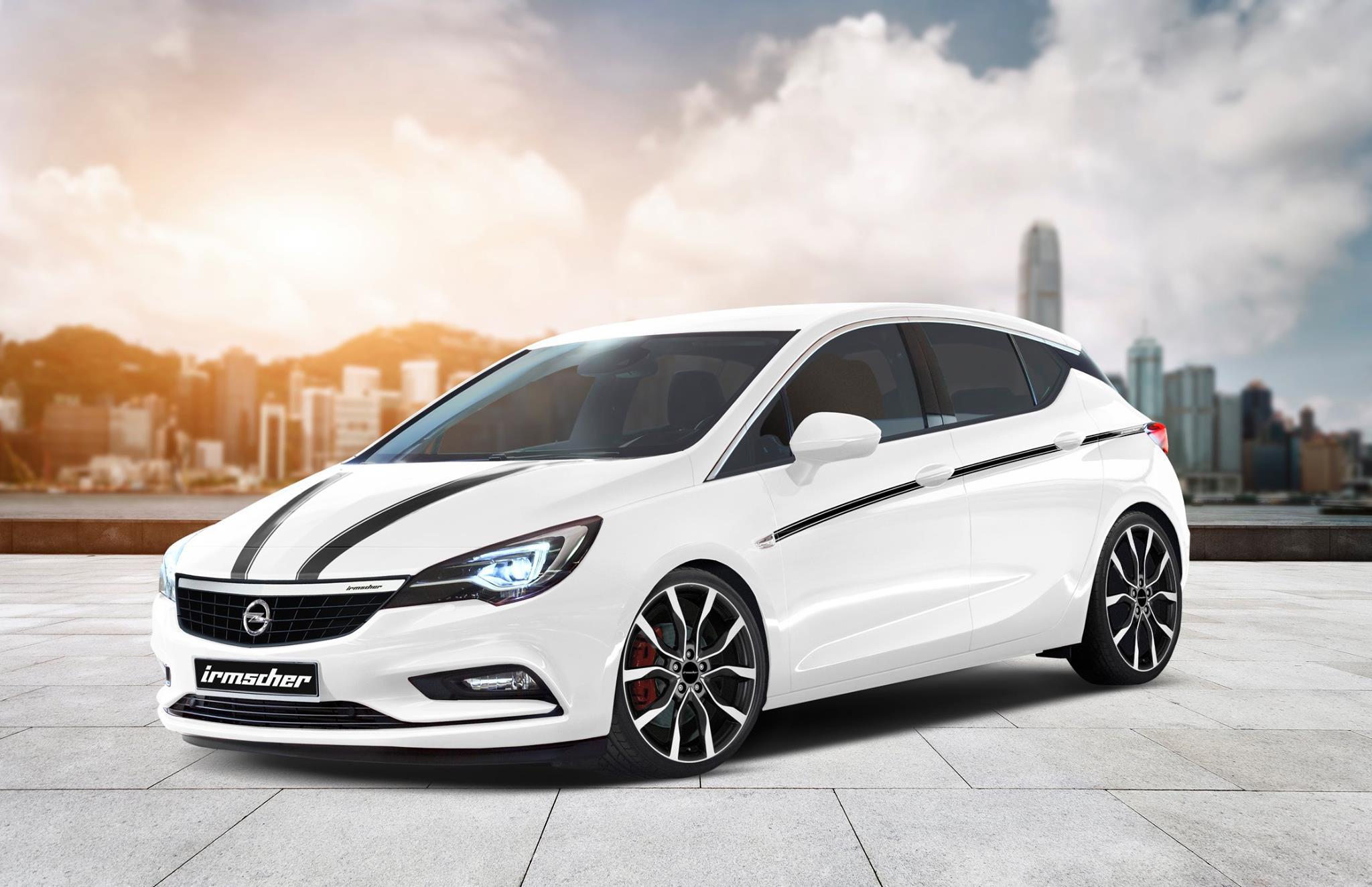 Irmscher 2016 Opel Astra K Modifiye Kiti Yayınlandı - Oto ...