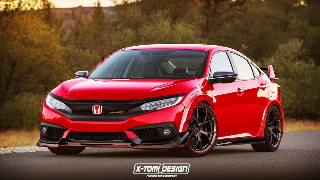 2017 Yeni Honda Civic Sedan Type-R Desem? - Oto Kokpit