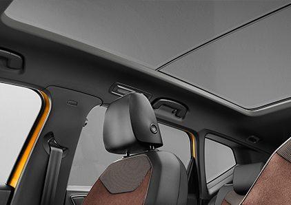 Yeni SEAT Ateca Açılır Cam Tavan