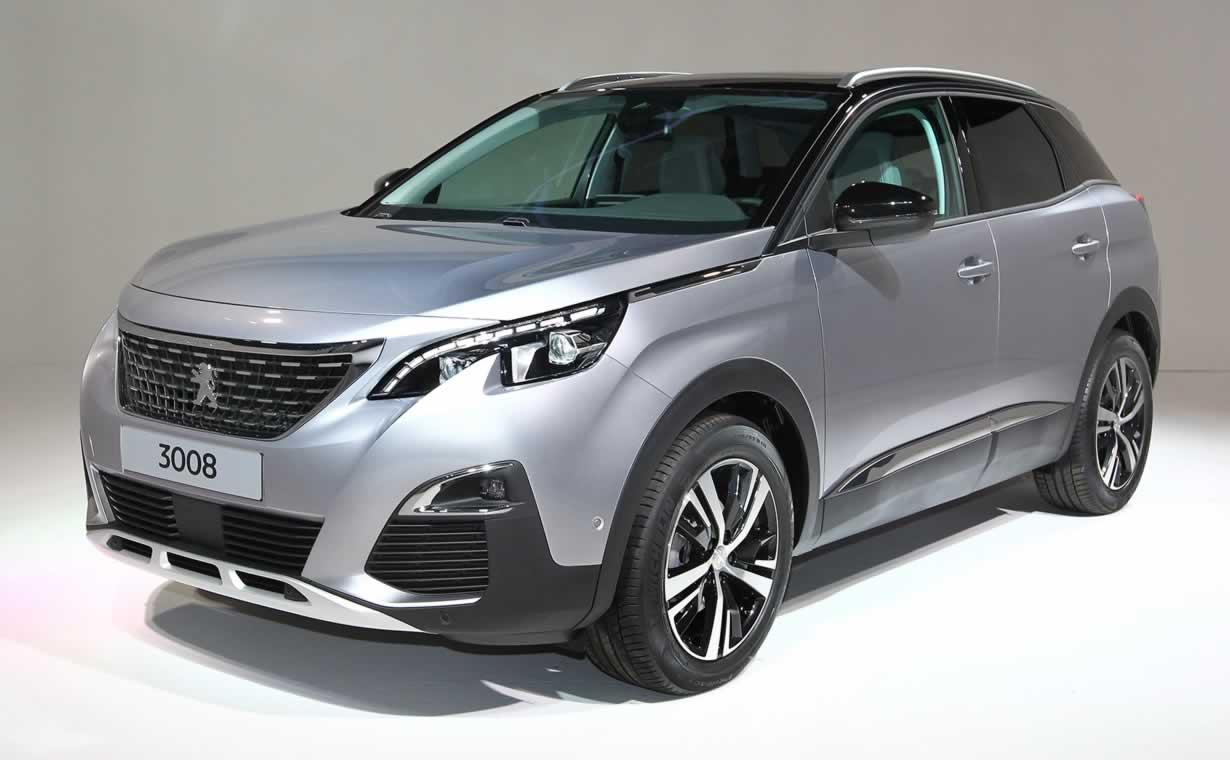 2017 Yeni Kasa Peugeot 3008 T 252 Rkiye Fiyatı Oto Kokpit