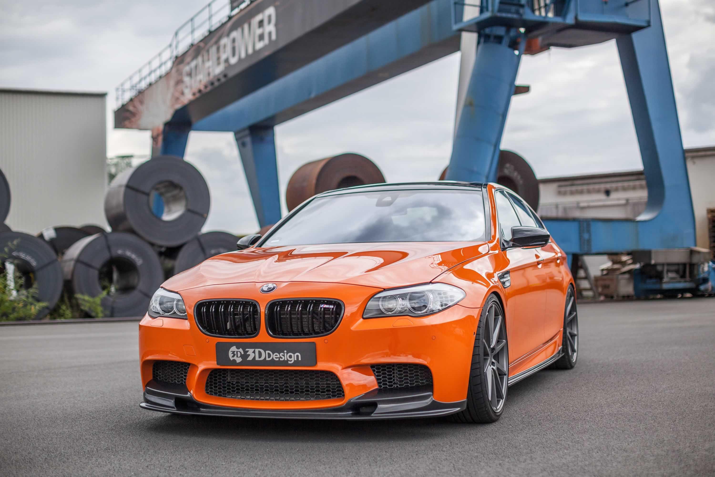 3DDesign 2016 BMW M5