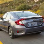 2017 Yeni Honda Civic Sedan 1.5 Turbo Fiyatı