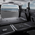 2017 Yeni Peugeot 5008 SUV Bagaj Alanı