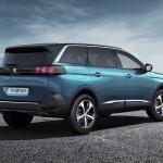 2017 Yeni Peugeot 5008 SUV Ne Zaman Çıkacak?