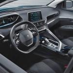 2017 Yeni Peugeot 5008 SUV Kokpiti