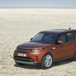 2018 Yeni Kasa Land Rover Discovery Teknik Özellikleri