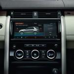 Yeni Land Rover Discovery İçi