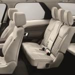 Yeni Land Rover Discovery 7 Koltuk