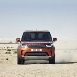 2018 Yeni Kasa Land Rover Discovery Özellikleri