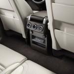 Yeni Land Rover Discovery Diz Mesafesi