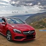 Yeni Mercedes-Benz A 180 d AMG Testi