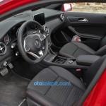 Yeni Mercedes-Benz A 180 d AMG Kokpiti