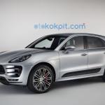 Yeni Porsche Macan Turbo Performance