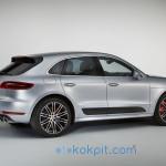 Yeni Porsche Macan Turbo Performance 0-100 4.4 saniye