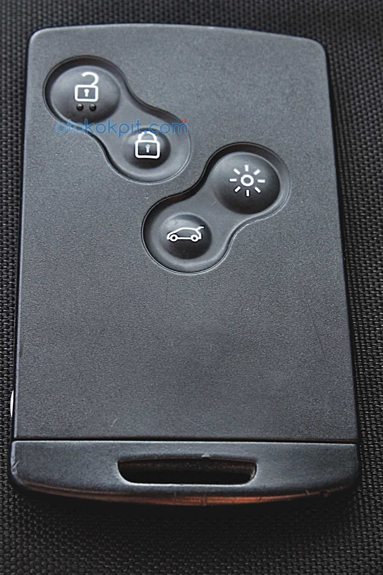Renault Clio 4 Joy 1.5 dCi Kumandası