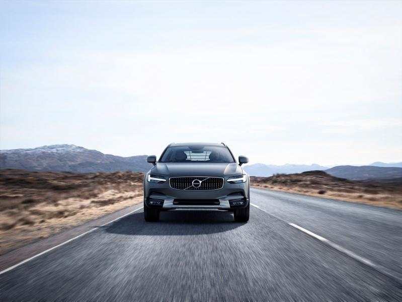 2017 Volvo V90 Cross Country Teknik Özellikleri
