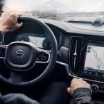 2017 Volvo V90 Cross Country İçi