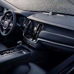 2017 Volvo V90 Cross Country Kokpiti