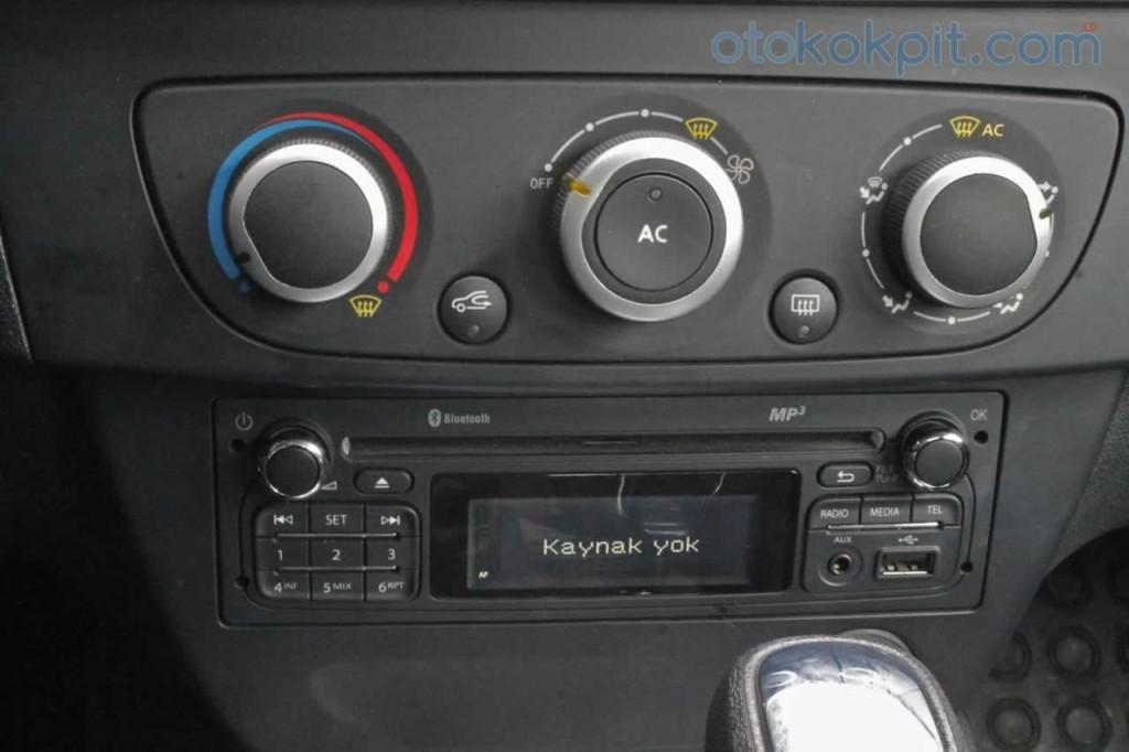 Renault Fluence Joy 1.5 dCi EDC 110 bg Özellikleri