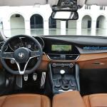 Yeni Alfa Romeo Giulia İçi